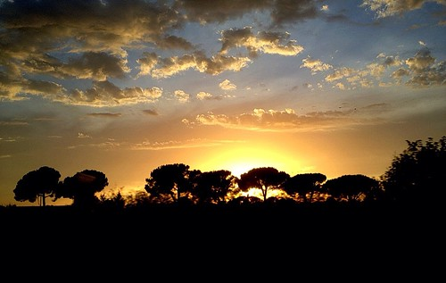 sunset tramonto