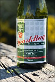 Sparkling Cider - © Patty Keigan