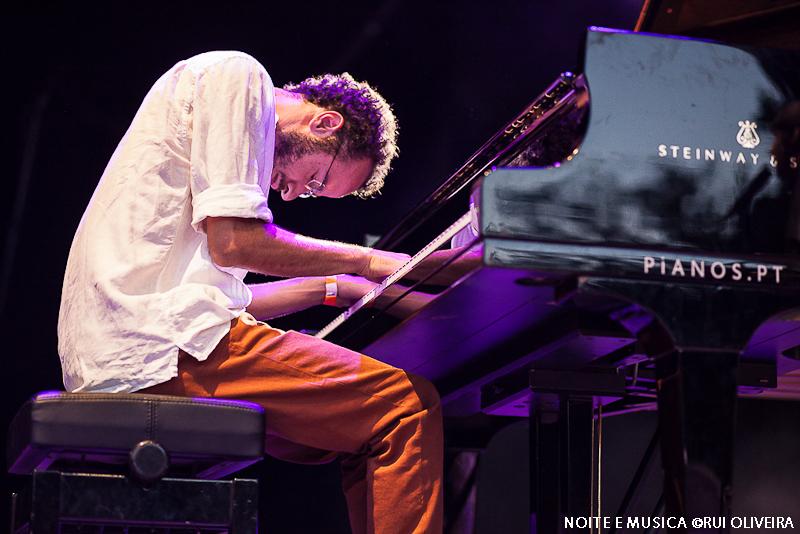 Salvador Sobral - EDP Cool Jazz '16