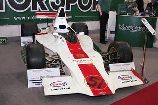 1973 Embassy Racing Shadow DN1