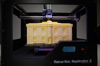 Makerbot Industries - Replicator 2 - 3D-printer 10 | by Creative Tools