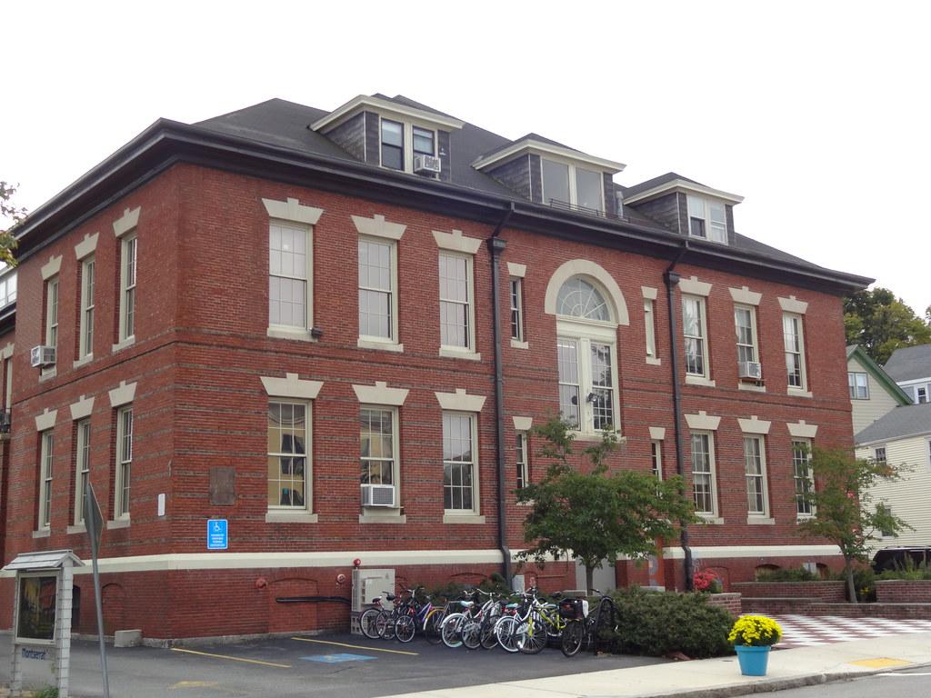 Montserrat College of Art   Hardie Building Montserrat ...