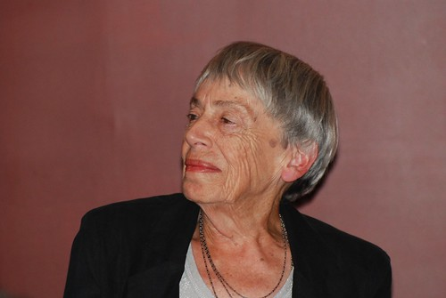 Ursula K. Le Guin | by OnceAndFutureLaura