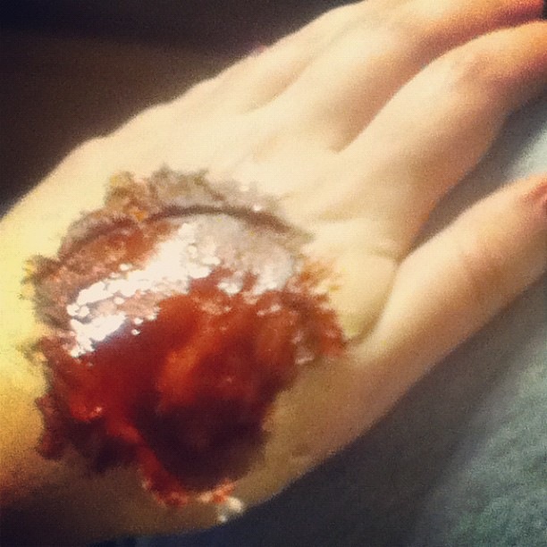 Trying Out Some Halloween Makeup/special Effect Ideas ...