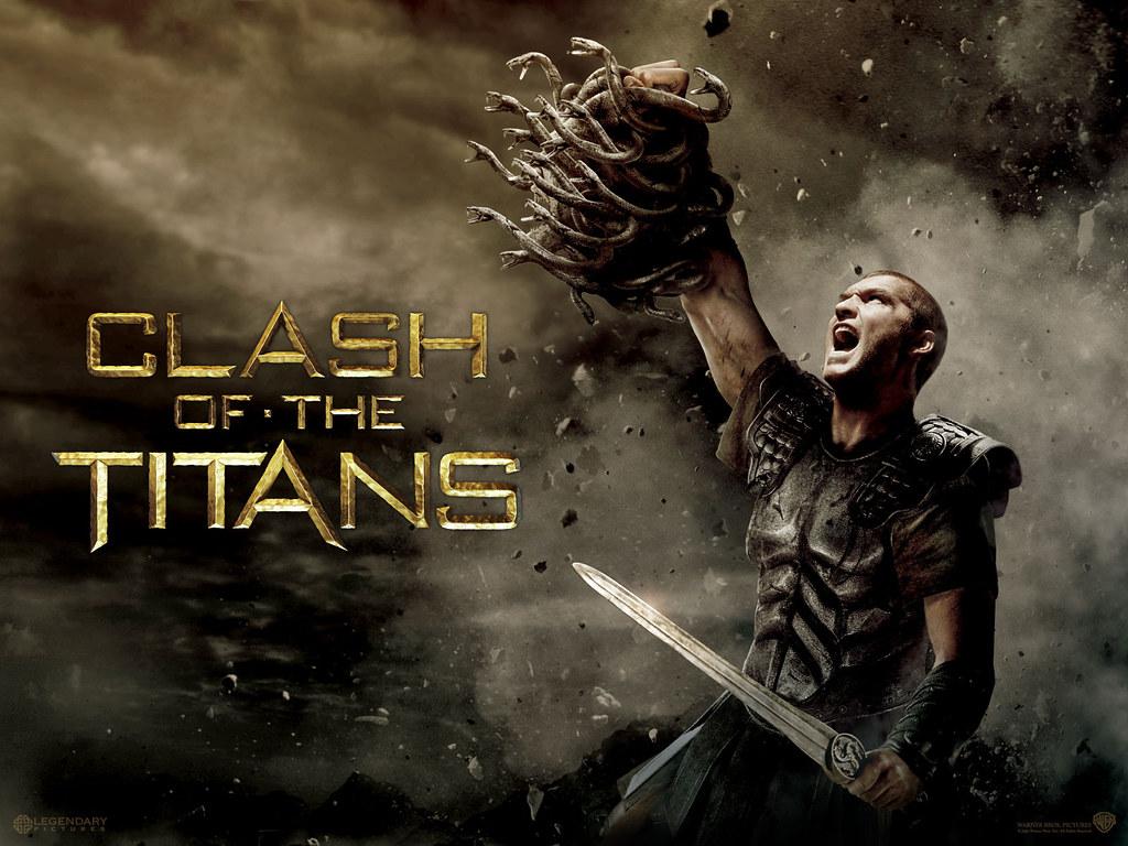 Картинка битва титанов прикол
