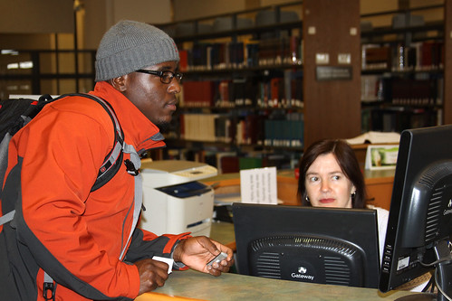 MSL Library Snapshot Day 2012