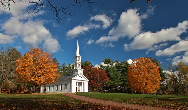 Martha Mary chapel , Sudbury  Massachusetts