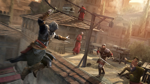 Assassin's Creed sale screen | by PlayStation Europe