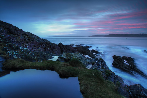 ocean ireland sea irish seascape landscape cork peaceful serene rockpool irishlandscape rochespoint irishseascape