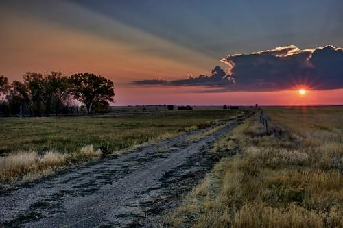 usa landscape sd prairie hdr meade sharpened sunrisenr