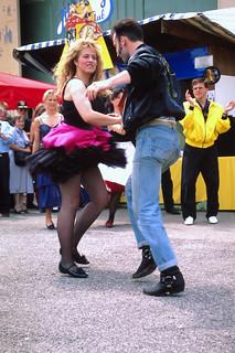 Rock 'n' Roll Dancing Show
