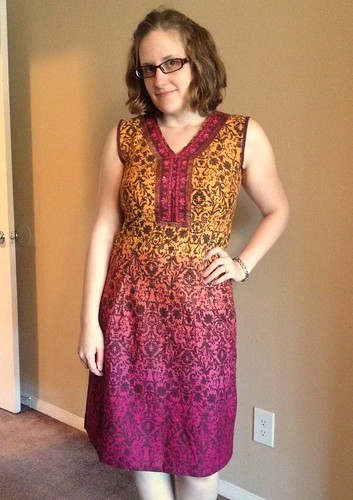 sewing dresses refashions