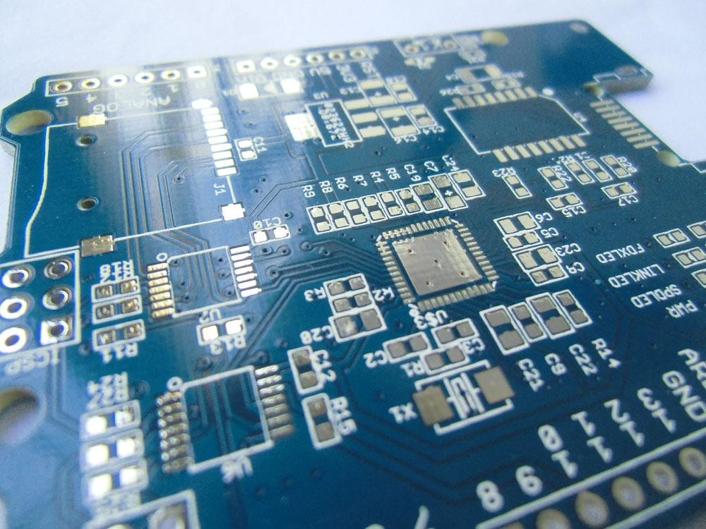 Elecrow PCB board with Hasl surface finish | Elecrow Fusion