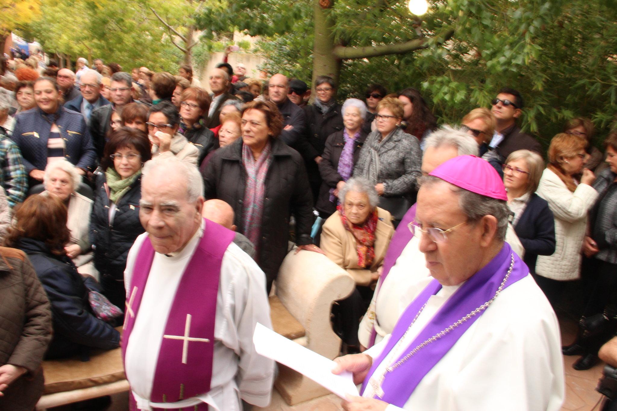 (2016-02-13) - Inauguración Virgen De Lourdes, La Molineta - Archivo La Molineta (094)