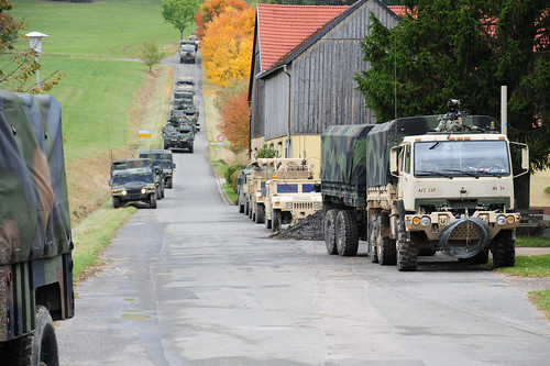 Convoy operations | by U.S. Army Europe