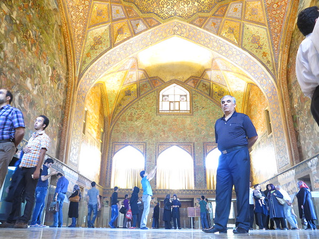 Chehel Sotun Park Chehel Sotoun Sotoon Isfahan Esfahan Iran