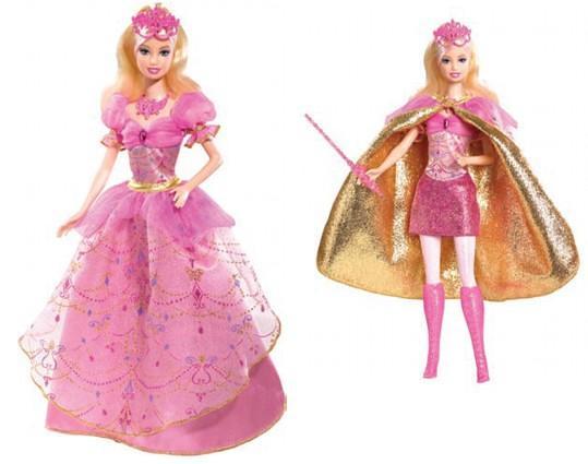 Barbie Las 3 Mosqueteras Vestidos Princesas Magic Dreams
