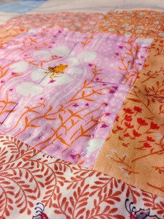 Outline Quilting Detail | by bunnieprops