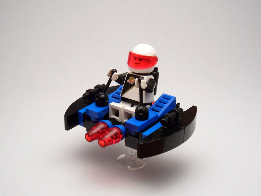 Space Police 7049