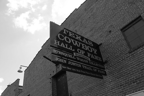 Texas Cowboy Hall of Fame, Fort Worth, Texas | by TexasExplorer98