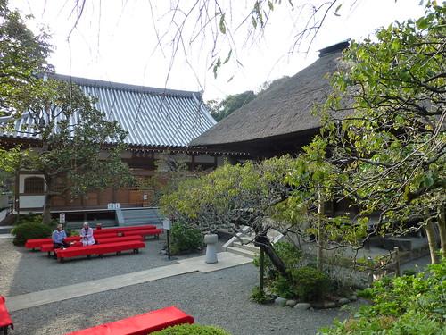 2012/10/27 (土) - 14:41 - 円覚寺 - 開基廟