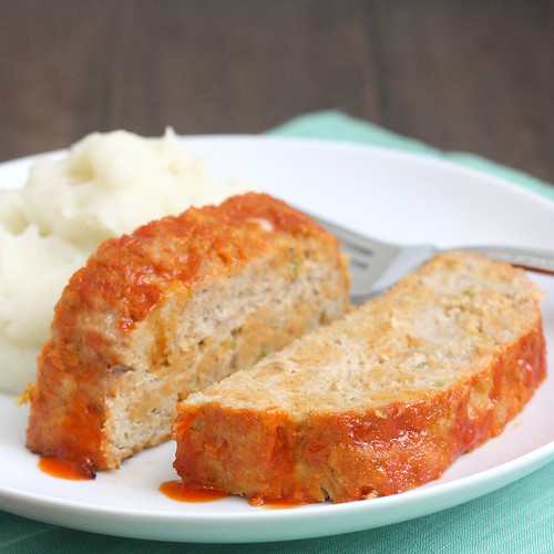 Buffalo Chicken Meatloaf | by Tracey's Culinary Adventures