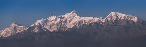 nepal interesting mountainview mountainrange gorkha mtmanaslu mthimalchuli