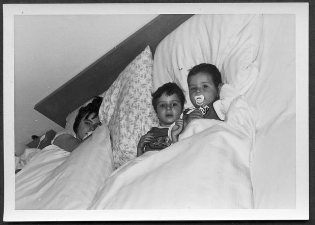 Marianne Martina und Thomas 1969