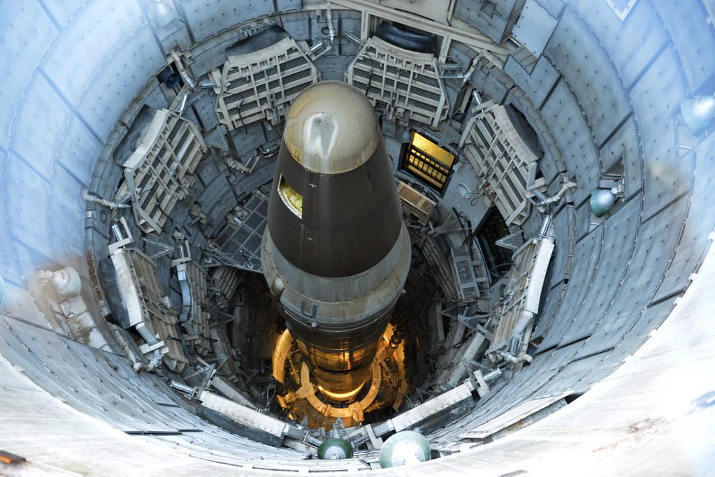 Titan II Nuclear Missile 2013