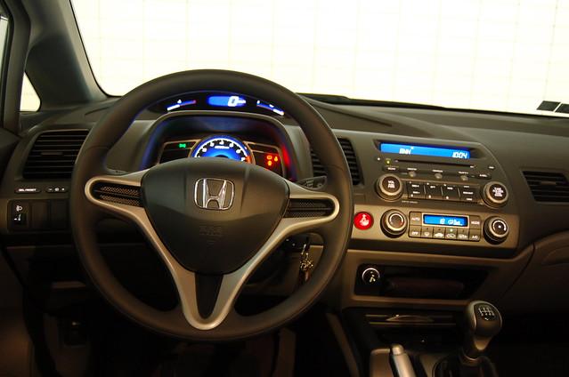 Honda Civic Sedan 4D 2006 282