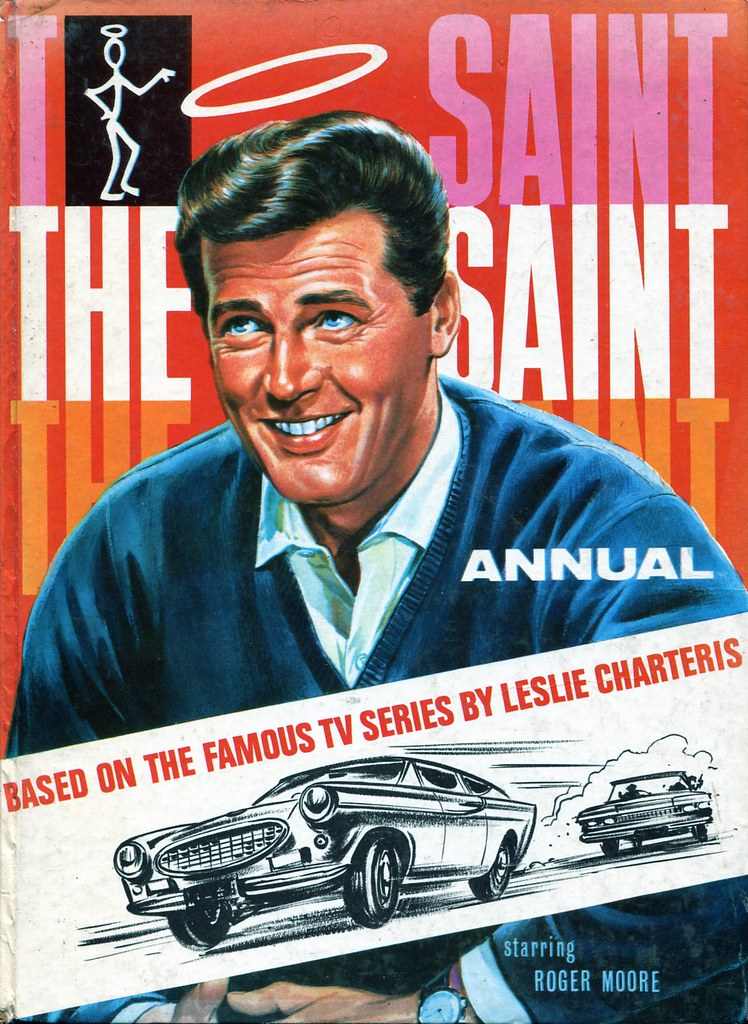 79f68abf The Saint Annual-1967 | momo50it | Flickr