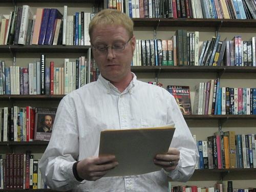 Reader #4 - Steve Fuller | by shantipoet