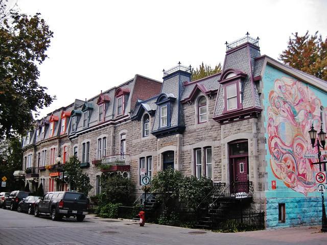 Plateau Mont-Royal - Rue de Buillon