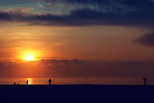 A morning at marina... | by VinothChandar