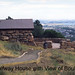 Halfway House with view of Boulder