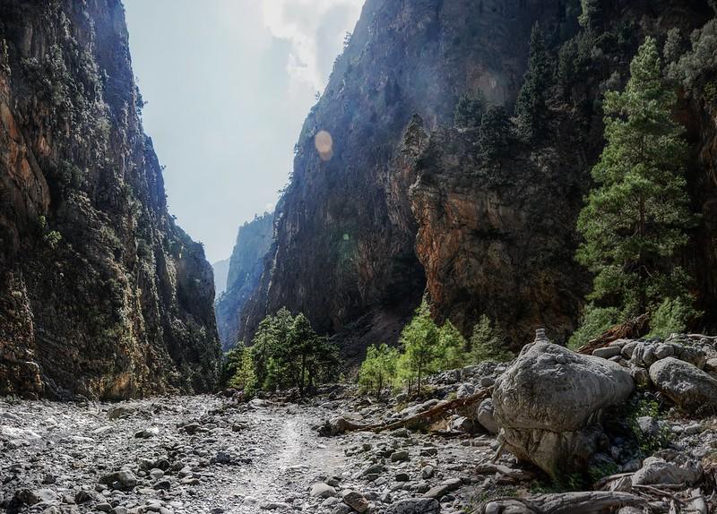 Gorge of Samariá