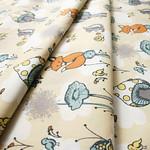 birch fabrics Scamper Forest Friends