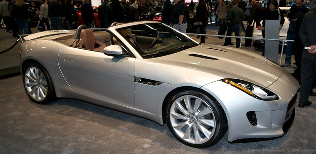 2013 Washington Auto Show - Lower Concourse - Jaguar 9