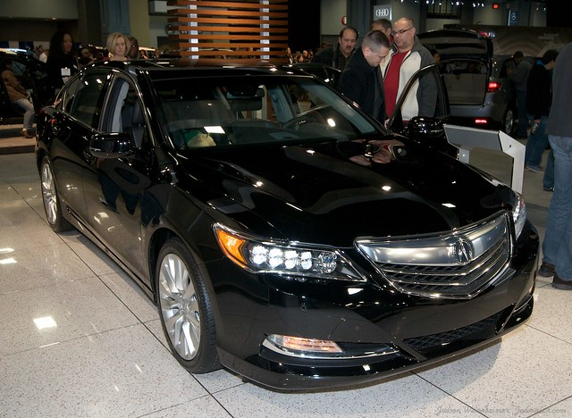 2013 Washington Auto Show - Lower Concourse - Acura 4