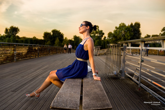 Gersende - On the Bridge