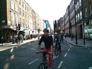 Passing Marchmont Street