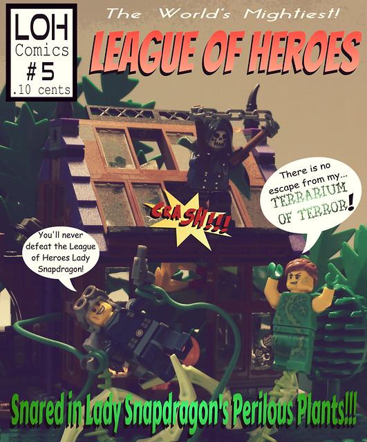 World's Mightiest: League of Heroes # 5