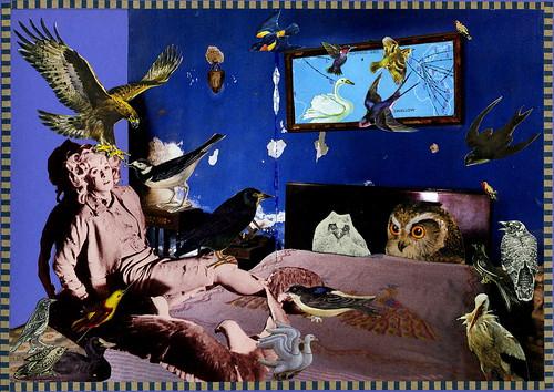 The Birds | by Kollage Kid