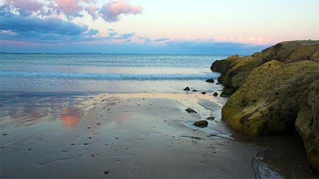 Sandbanks In Dorset After Sunset Sandbanks In Dorset After Flickr