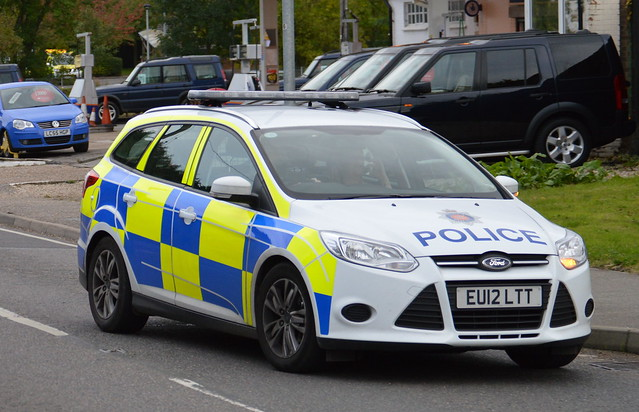Police, Alfreton 16-10-12 | Flickr - Photo Sharing!