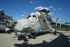 Mil Mi-24V Hind '0835'