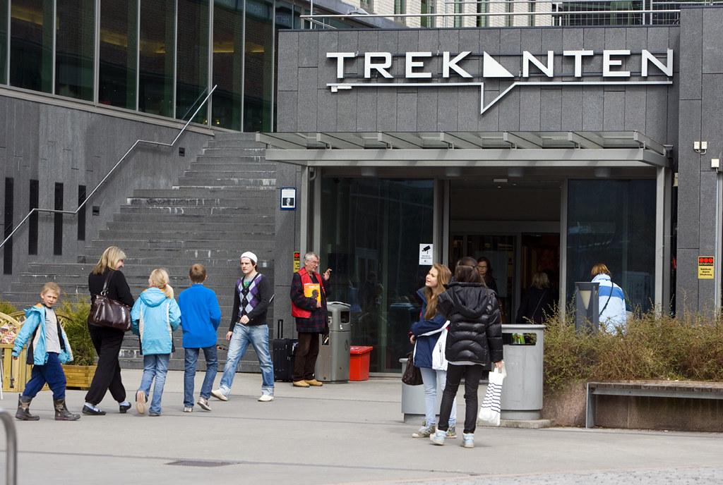 trekanten speed dating göteborgs carl johan dating site