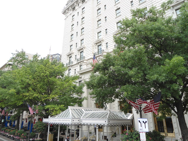 The Willard Intercontinental Hotel, Washington DC 2012, USA - www.meEncantaViajar.com