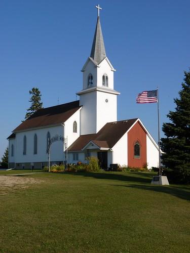church   by Marie Loughin