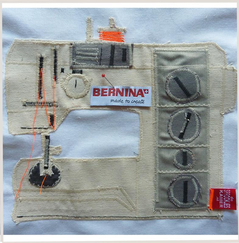 The 930 made when bernina was Bernina Sewing